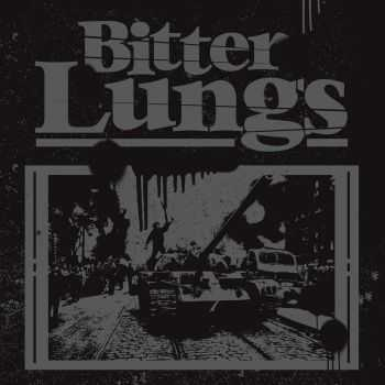 BITTER LUNGS - s/t, EP (2014)