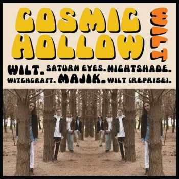 The Cosmic Hollow - Wilt (EP + Single) (2014,2015)