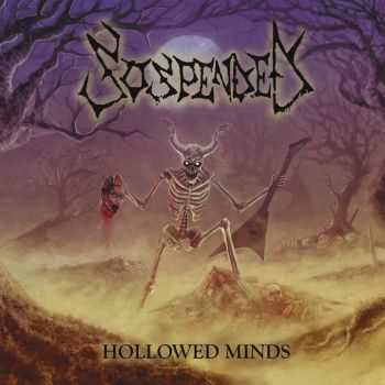 Suspended - Hollowed Minds (2015)