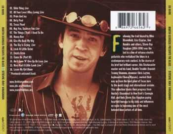 Martin Scorsese Presents The Blues - Stevie Ray Vaughan (2003)