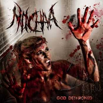Nochaa - God Dethroned [ep] (2015)