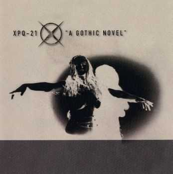 XPQ-21 feat. Jeyenne - A Gothic Novel 2000 (EP)