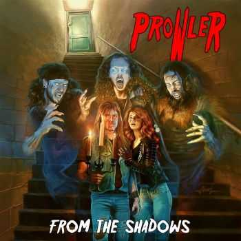Prowler - From The Shadows (2015)