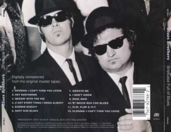 The Blues Brothers - Briefcase Full Of Blues (1978/ 2008)