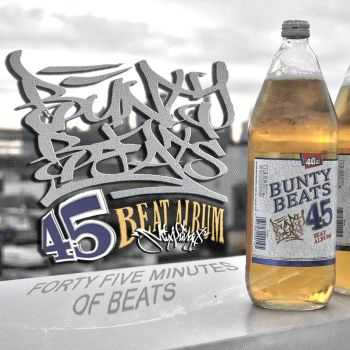Bunty Beats - 45 Beat Album (2015)