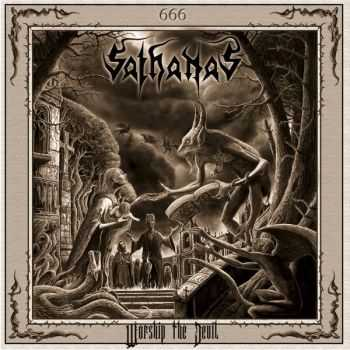 Sathanas - Worship The Devil (2015)