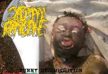 Human Pancake - Funny Decomposition (2015)
