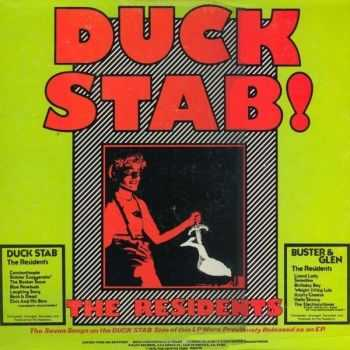The Residents - Duck Stab - Buster & Glen (1978)