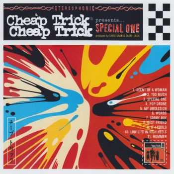 Cheap Trick - Special One 2003 (Big 3 Records, 80498 36333 2 9, U.S.A.)