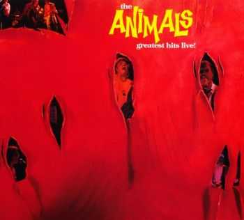 The Animals - Greatest Hits Live! (1984/2008)