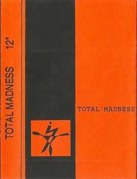 Ionic Vision ‎- Total Madness 1993 (EP)