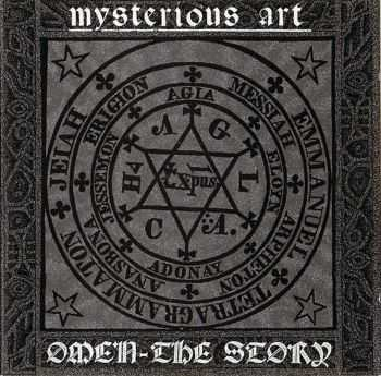 Mysterious Art - Omen - The Story (1989)