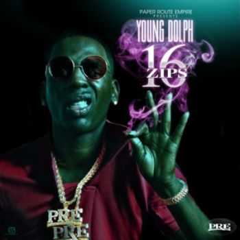 Young Dolph - 16 Zips (2015)