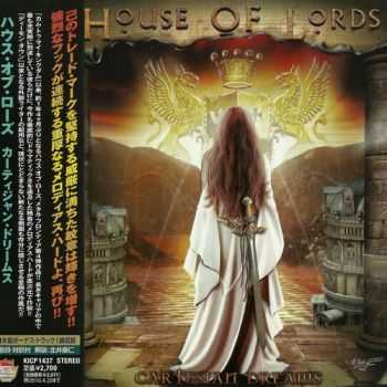 House Of Lords - Cartesian Dreams 2009 (Japanese Edition KICP 1437)