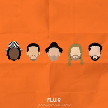 Mocaccino Gozing Band - Fluir (EP) (2015)