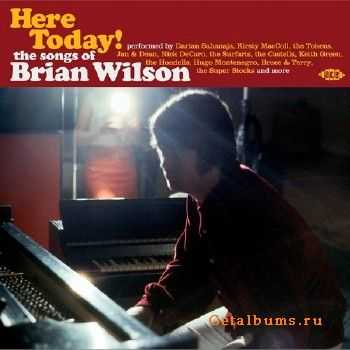 Here Today! The Songs Of Brian Wilson (2015)