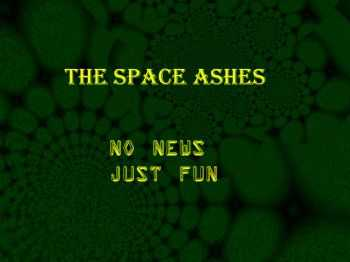 The Space Ashes - No News Just Fun (2015)