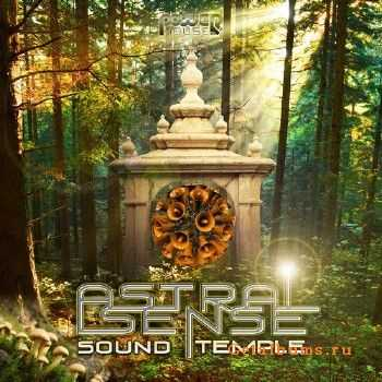 Astral Sense - Sound Temple (2015)