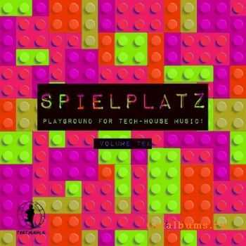 Spielplatz Vol. 10-Playground for Tech-House Music (2015)