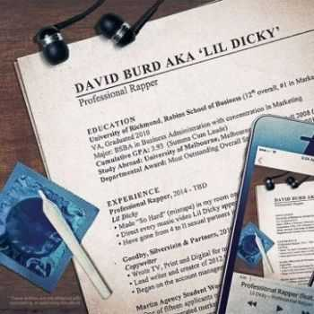 Lil Dicky - Professional Rapper (2015)