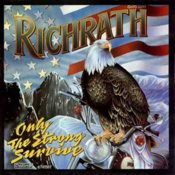 Richrath - Only The Strong Survive (1992)