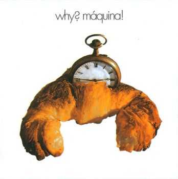 Maquina! - Why? 1970 (Reissue 1998)