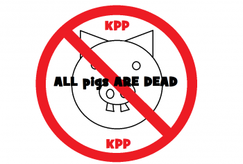 KPP - All Pigs Are Dead (EP) (2015)