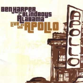 Ben Harper & Blind Boys Of Alabama - Live At The Apollo (2005)