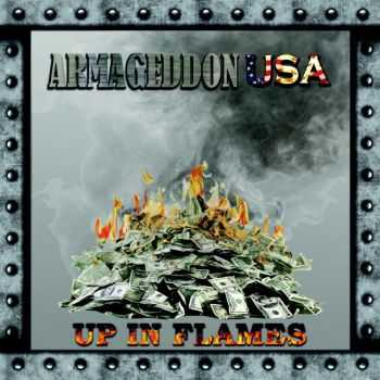 Armageddon - Up In Flames  2015