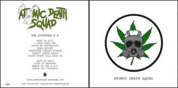 Atomic Death Squad - The Extended E.P (Compilation) (2015)