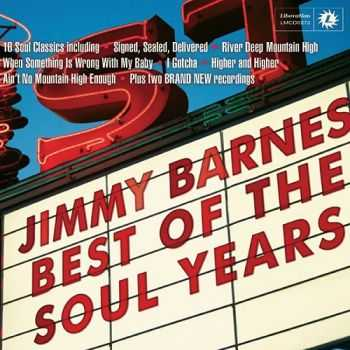 Jimmy Barnes - Jimmy Barnes Best Of The Soul Years (Compilation) (2015)