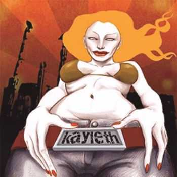 Kayleth - In The Womb Of Time - Rusty Gold (2EP) (2008,2010)