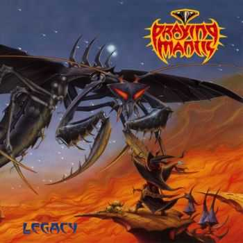 Praying Mantis - Legacy (2015)