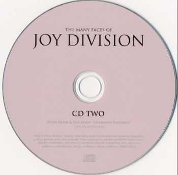 VA - The Many Faces Of Joy Division - A Journey Through The Inner World Of Joy Division (2015)