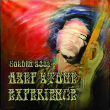 Asep Stone Experience - Golden Soul (2015)