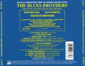 The Blues Brothers - Original Soundtrack Recording (1980)