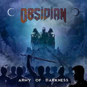 Obsidian - Army Of Darkness (2015)