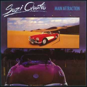 Suzi Quatro - Main Attraction (1982)