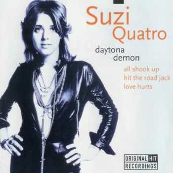 Suzi Quatro - Daytona Demon (1998) (Compilation)