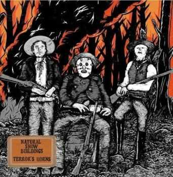 Natural Snow Buildings - Terror's Horns / The Ladder (2015)