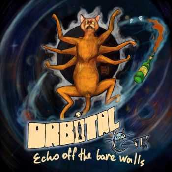 Orbital Cat - Echo off the Bare Walls (EP) (2015)