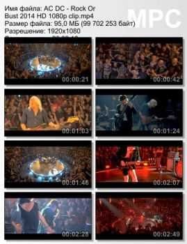 AC/DC - Rock Or Bust (2014) (HD 1080p)