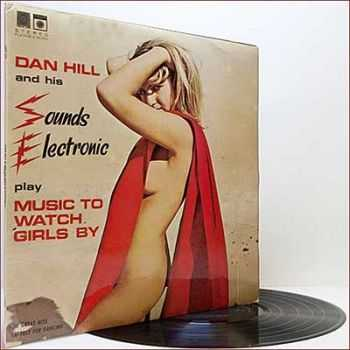 Dan Hill - Music To Watch Girls By (1967) (Vinyl)