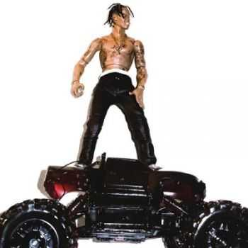 Travis Scott - Rodeo (2015)