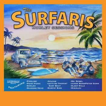 The Surfaris – The Hurley Sessions (2015)