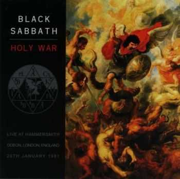 Black Sabbath - Holy War (1981) [2014] Lossless