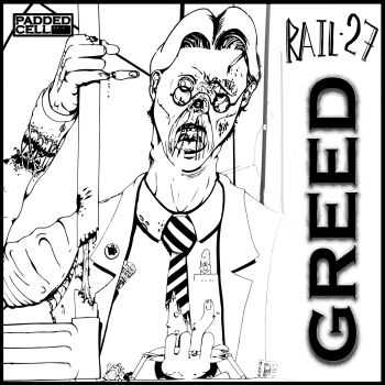 Rail-27 - Greed (EP) (2014)