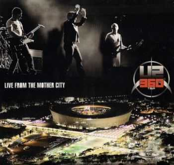 U2 - Live from the Mother City (2011)