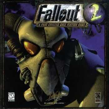 Mark Morgan - Fallout 2: The Soundtrack (1998)