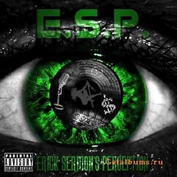 Erick Sermon - E.S.P. (Erick Sermon's Perception) (2015)